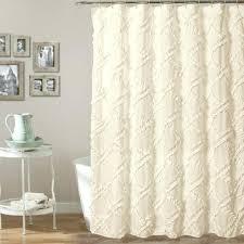 Ruffle Shower Curtain Anthropologie Anthropologie Ruffle Shower Curtain For Sale Curtain Gallery