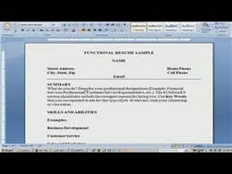 homemaker resume resume example