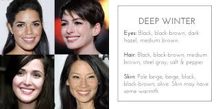 best hair color for deep winters olive skin grey eyes black hair best black hair 2017