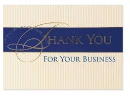 new pics of thank you for your business cards business cards