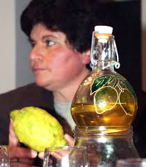 giant alcoholic drink limoncello you too can make italy u0027s luscious lemon liquer