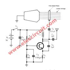 wiring diagrams electronic schematic electronics projects basic