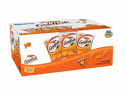 pepperidge farm goldfish cheddar 1 5 ounce bags