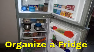 how to organize a fridge ideas to organize a small indian fridge