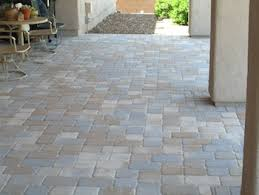Thin Patio Pavers Outdoor Living Centers Pavers Thin Pavers From Paverweb