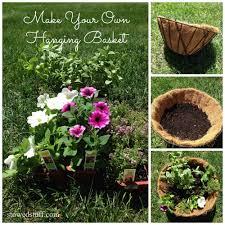 garden design garden design with how to plant hanging baskets
