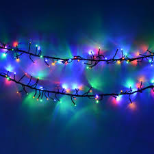 Multi Color Icicle Lights Accessories Icicle Tree Lights Led Holiday Lights Multi Color