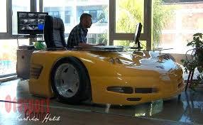 auto office desk corvette d all things geek desks and autodesk