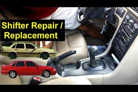 shifter knob replacement shifter button repair volvo 850 s70