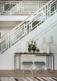 Staircase Banister Ideas New York Staircase Railing Ideas Hall Transitional With Chinese