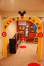 birthday party theme mickey mouse clubhouse life inspired