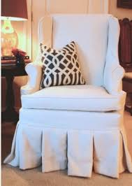 Armchairs Covers Queen Anne Chair Covers Foter