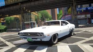 Dodge Challenger Mods - gta gaming archive
