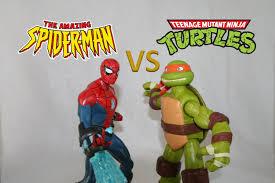teenage mutant ninja turtles spider man tmnt michelangelo