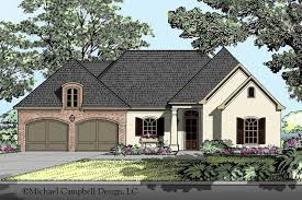 French Country House Plan Small French Country House Plans House Plan