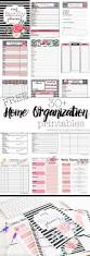 family organization floral home organizational printables organizing 30th and floral