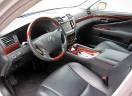 lexus ls400 2001 2009 lexus ls 460 information and photos zombiedrive