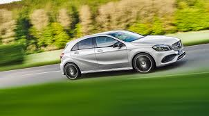 green mercedes a class 2016 mercedes benz a class amg a45 pricing and specifications
