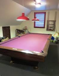 regulation pool table for sale billiard items include brunswick green briar ii pool table with
