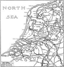 Map Of Belgium And Germany The Project Gutenberg Ebook Of The New York Times Current History