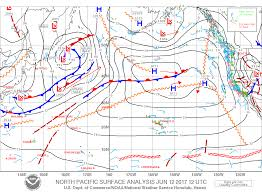 Cold Front Map Weather Blog U2022 Action Sports Maui