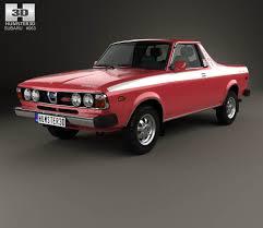 classic subaru subaru brat 1978 3d model hum3d