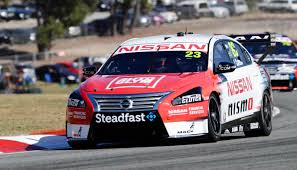 nissan australia general manager nissan forced to u0027start again u0027 on new tyre supercars