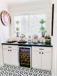 coffee kitchen cabinet ideas 15 home coffee station ideas for every budget