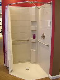 walk in bathroom ideas shower curtain instead of shower door design ideas remodel walk in