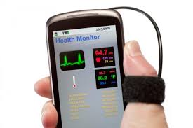 smart phone app enables consumers to take electrocardiograms at