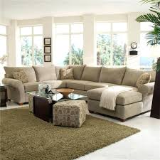 Suede Sectional Sofas Articles With Sectional Sofa Bed With Chaise Lounge Tag