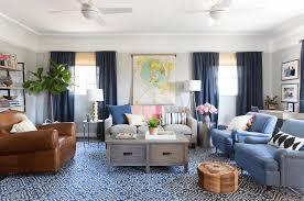 Modern Living Room Furniture 2016 Sylvia U0027s Surprise Makeover The Living Room Emily Henderson