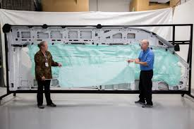 Curtain Airbag 2015 Transit Uses A Five Row Side Curtain Airbag The News Wheel