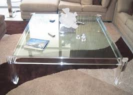 acrylic and glass coffee table acrylic side table images about coffee side tables on pinterest