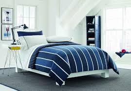 Bay Duvet Covers Amazon Com Nautica Knots Bay Comforter Set Full Blue Stripes