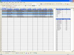 Party Planning Spreadsheet Booking Calendar Excel Templates