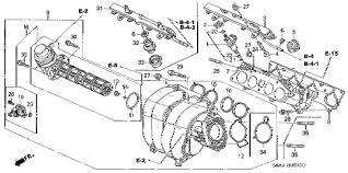 honda crv parts 2004 honda store 2004 crv intake manifold parts
