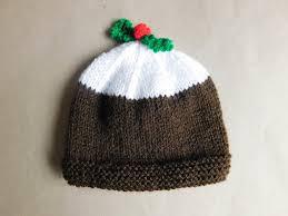 marianna u0027s lazy daisy days christmas pudding baby hat