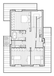 italian maze house with geometric exterior sliding interior walls