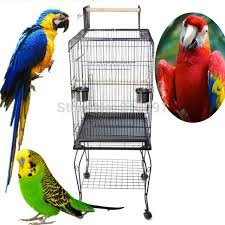 heat l for bird aviary ship from germany open top wire bird cages pet parrot canary cage