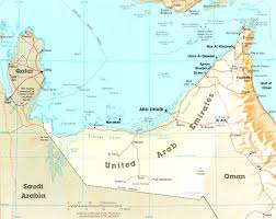 Maps Google Om Lighthouses Of The United Arab Emirates Unusual Uae Map Google On