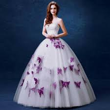 purple wedding dresses purple wedding dress naf dresses