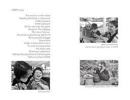 Memorial Booklet Jerry Memorial Booklet Jerry And Edith Keller