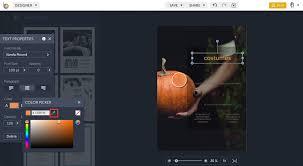 Halloween Invitation Templates by