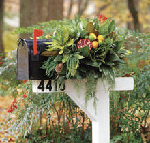 Christmas Mailbox Decoration Ideas Image Detail For Mailbox Mailbox Decorating Ideas Pinterest