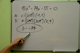 3 ways to solve complex cases of quadratic equations wikihow