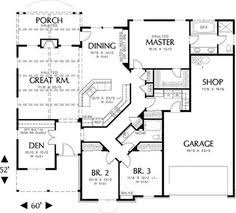 single story open floor plans great room floor plans single story ideas home