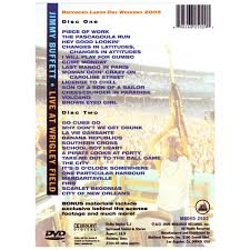 jimmy buffett the coral reefers wrigley field home of chicago