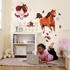 horse power giant wall decals birthdayexpress com