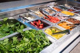 Buffet Salad Bar by Salad Bar Pictures Images And Stock Photos Istock